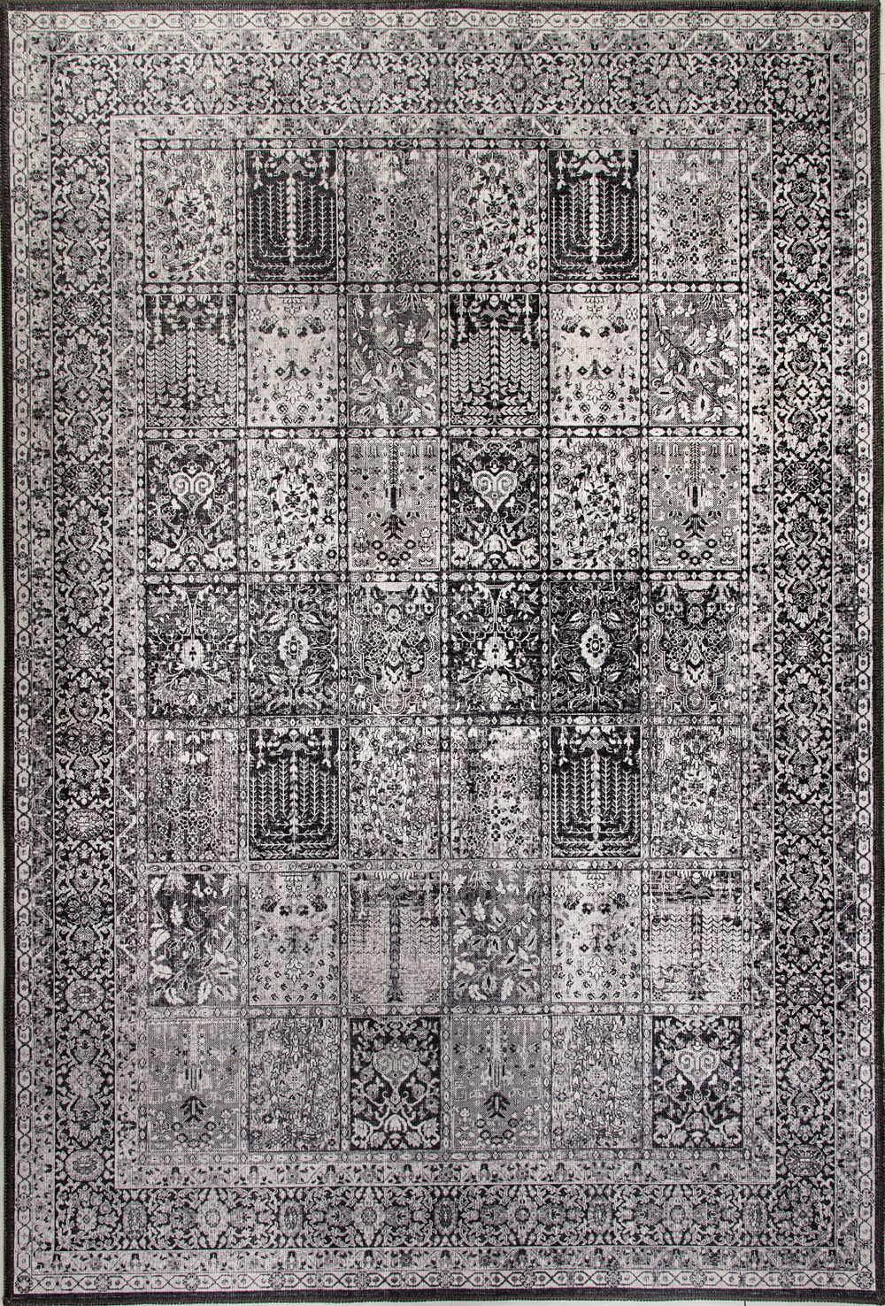 Dynamic ILLUSION 8873 GREY Rug