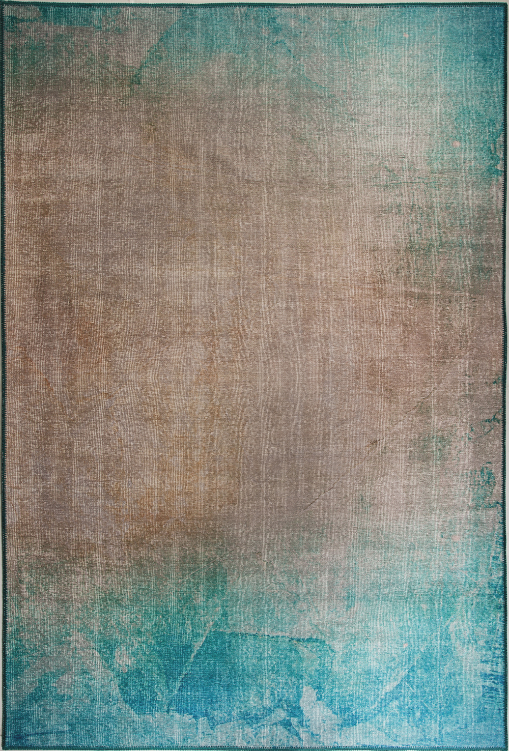 Dynamic ILLUSION 8874 TURQUOISE/BEIGE Rug