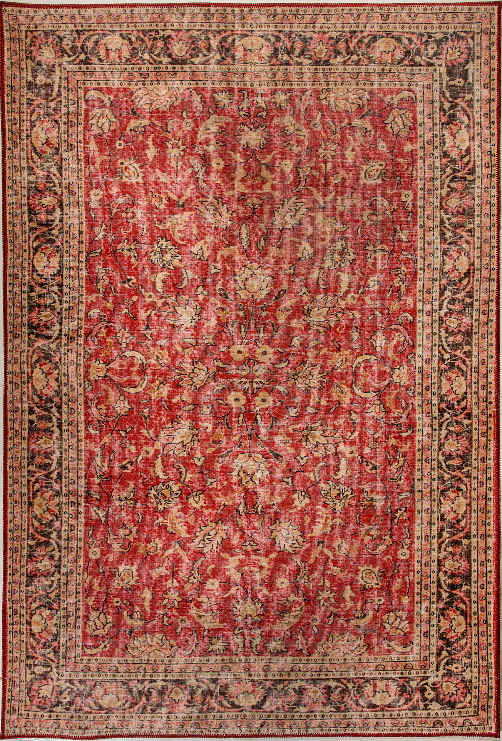 Dynamic ILLUSION 8877 RED Rug
