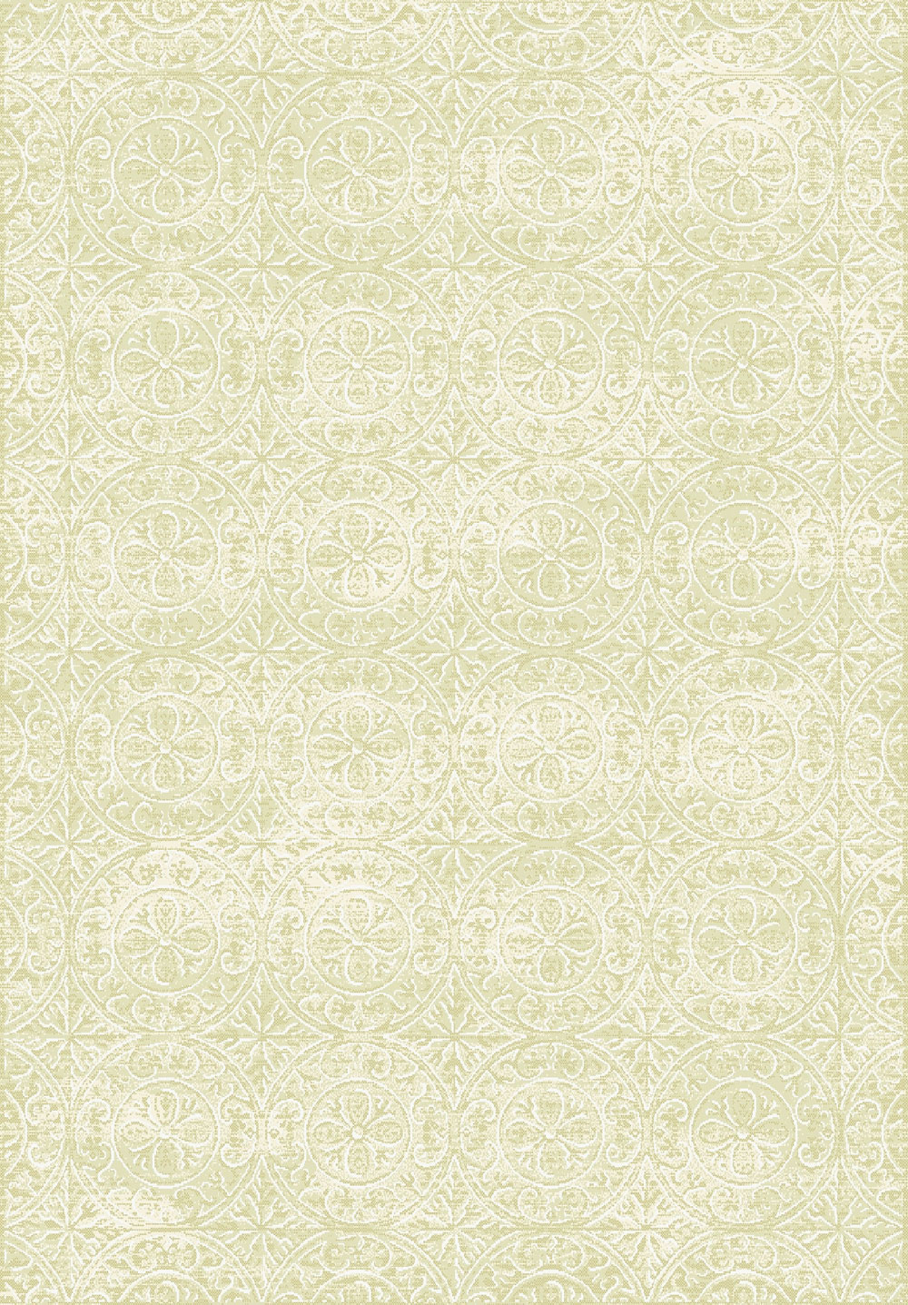 Dynamic IMPERIAL 12148 CREAM Rug