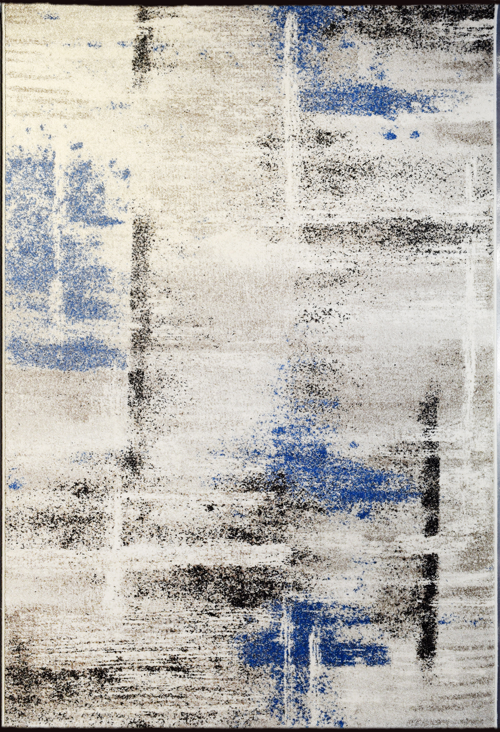 Dynamic INFINITY 32114 IVORY/BLUE Rug