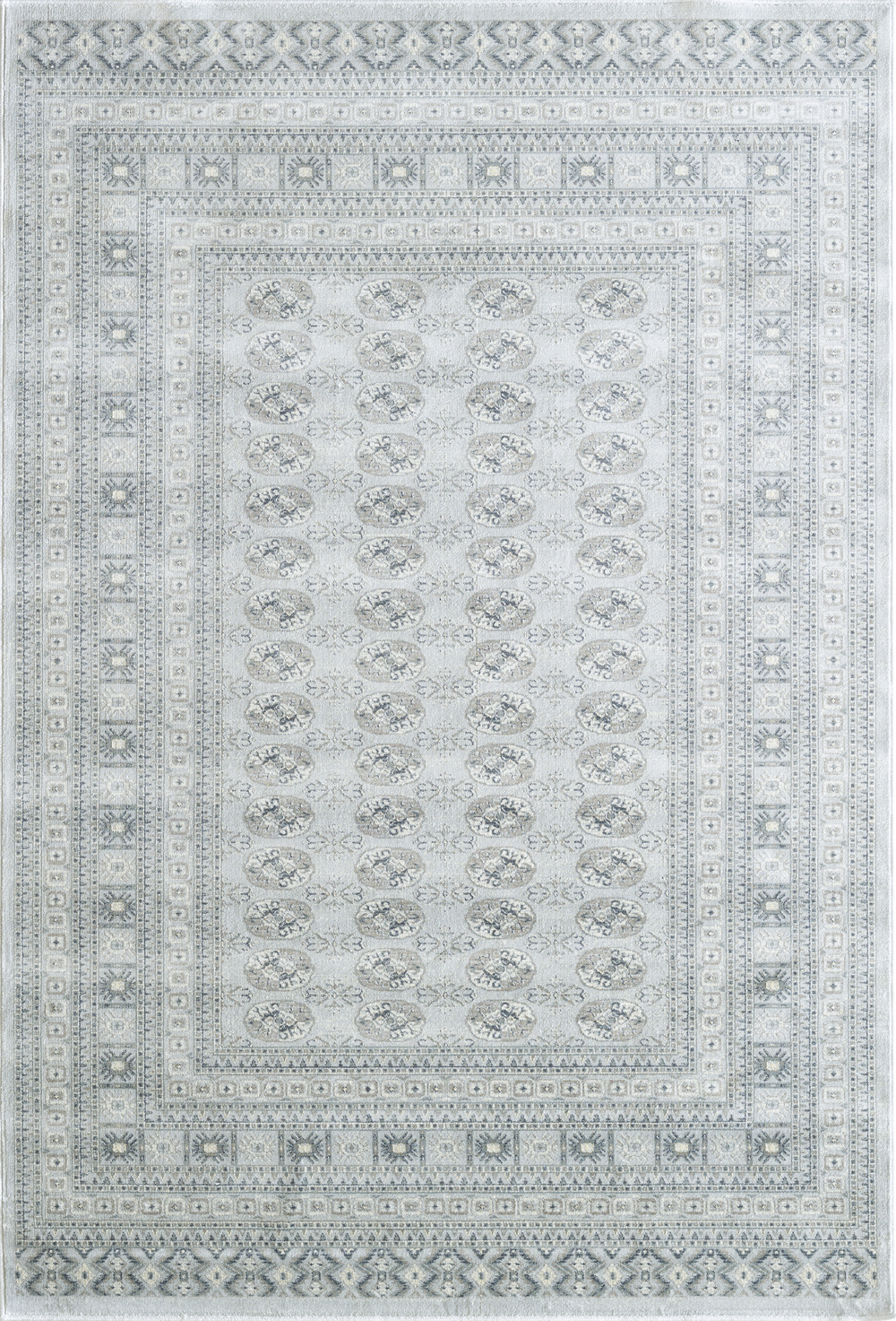 Dynamic ISFAHAN 7250 LIGHT GREY Rug