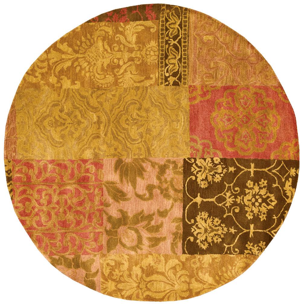 9 X 12 Nourison Nourmak Hand Knotted 100 Wool Persian: Nourison MULTICOLOR Rug, JAIPUR JA42