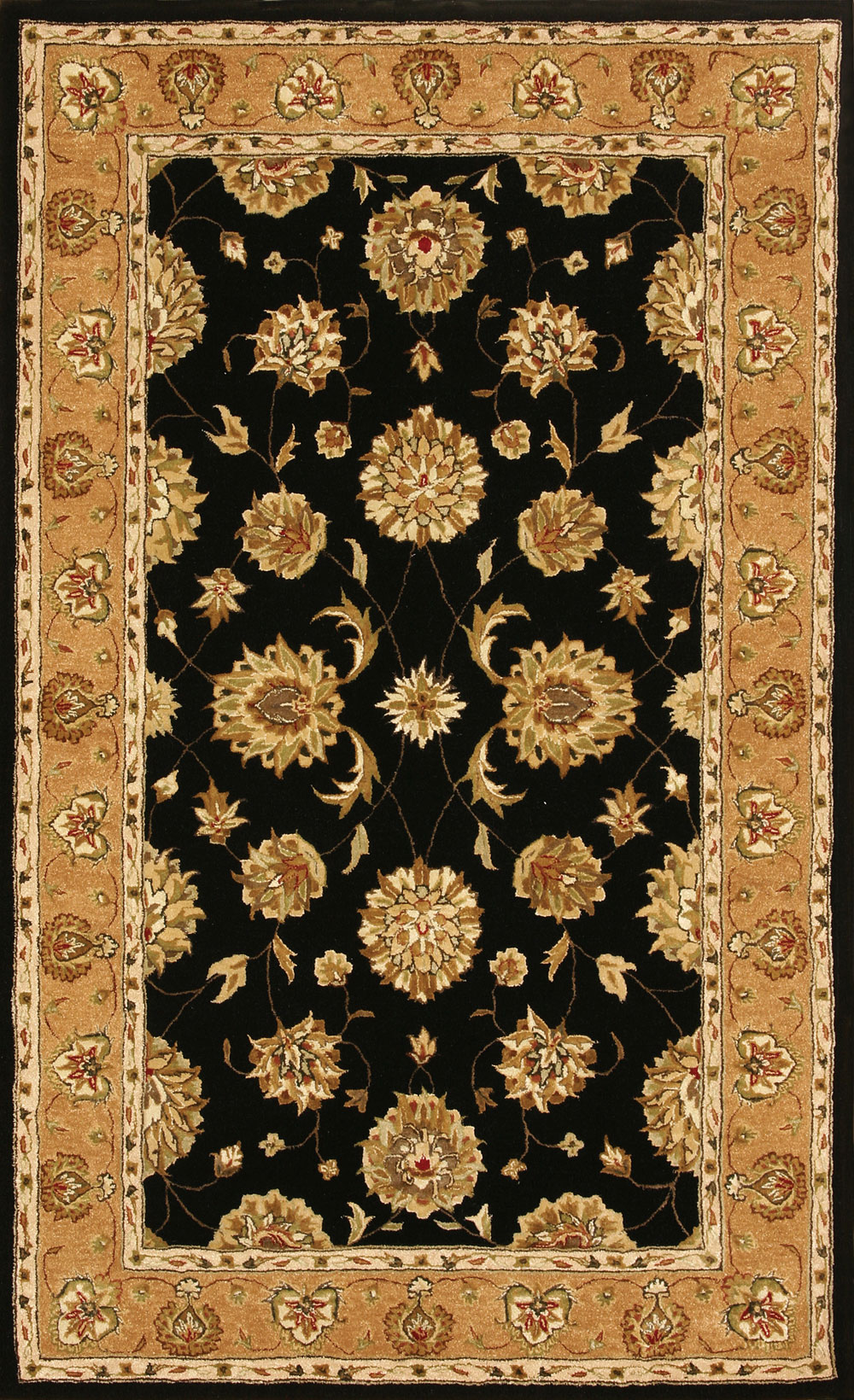 Dynamic JEWEL 70230 BLACK Rug