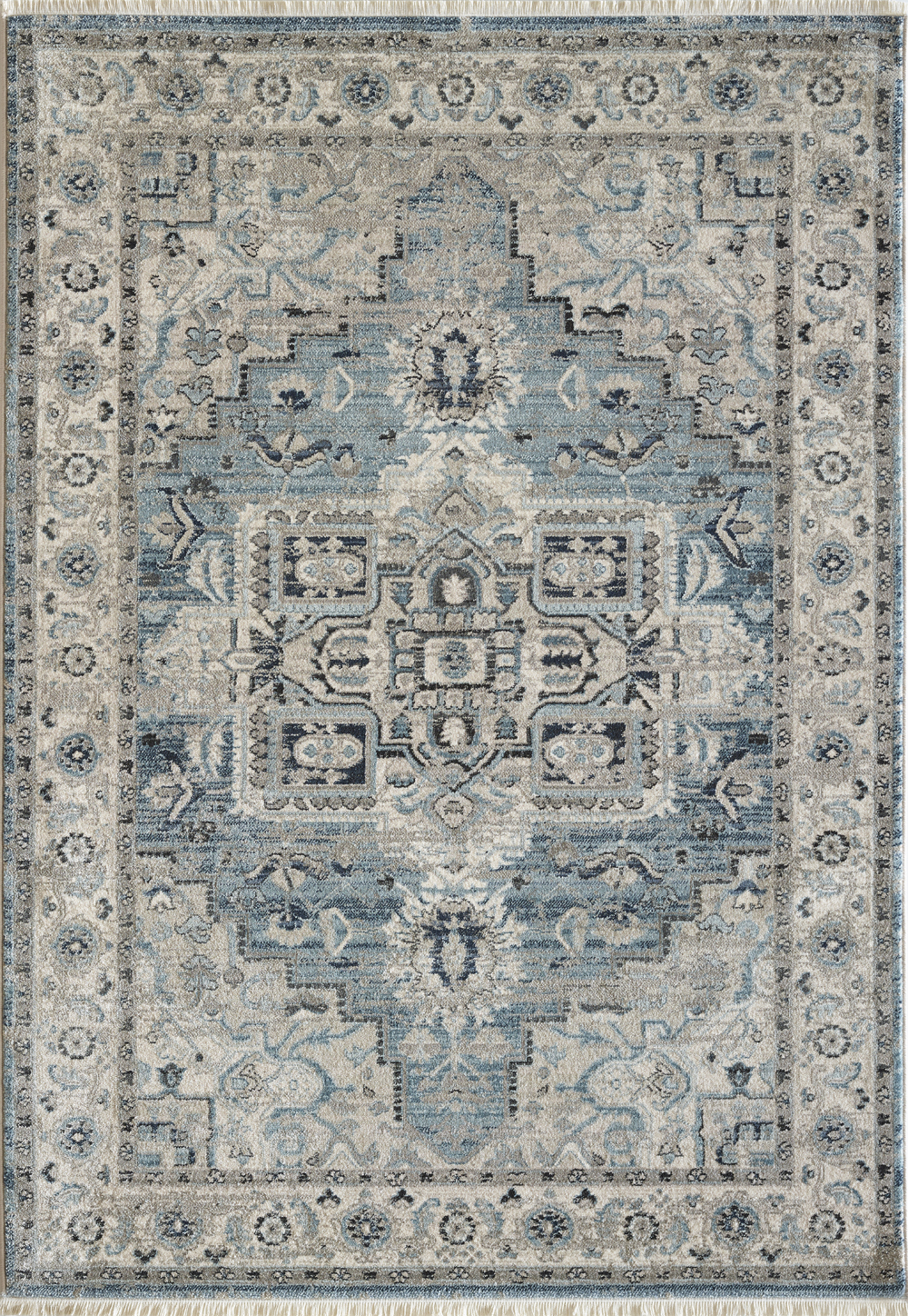 Dynamic JUNO 6882 LIGHT BLUE/CREAM Rug