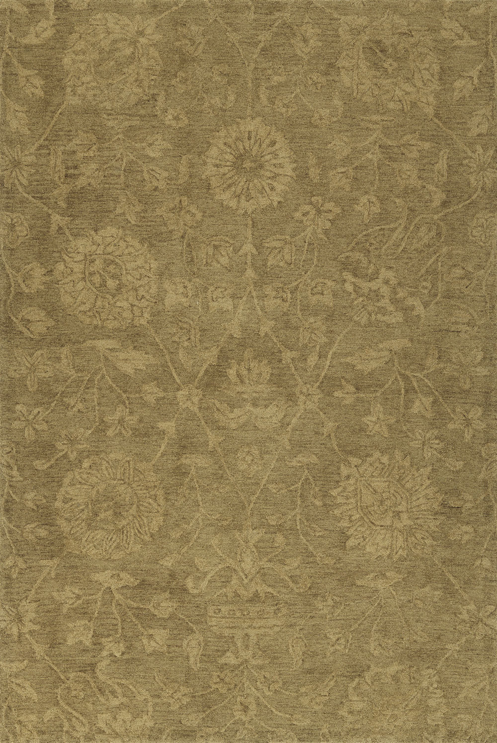 Dalyn Korba KB1 Goldenrod Rug