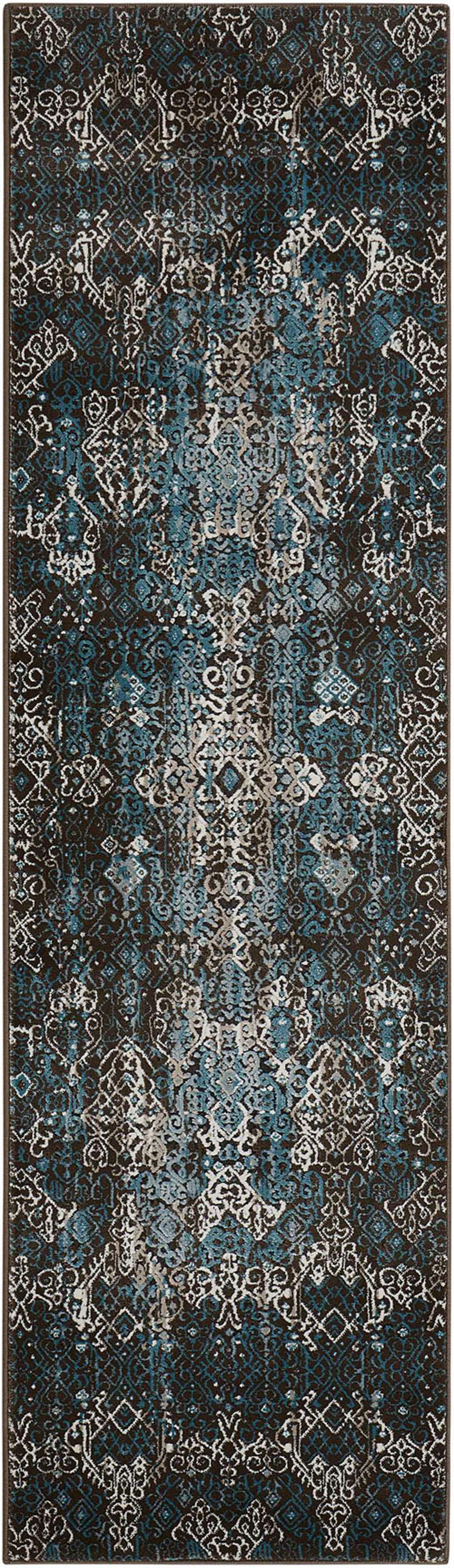 Nourison KARMA KRM04 BLUE Rug