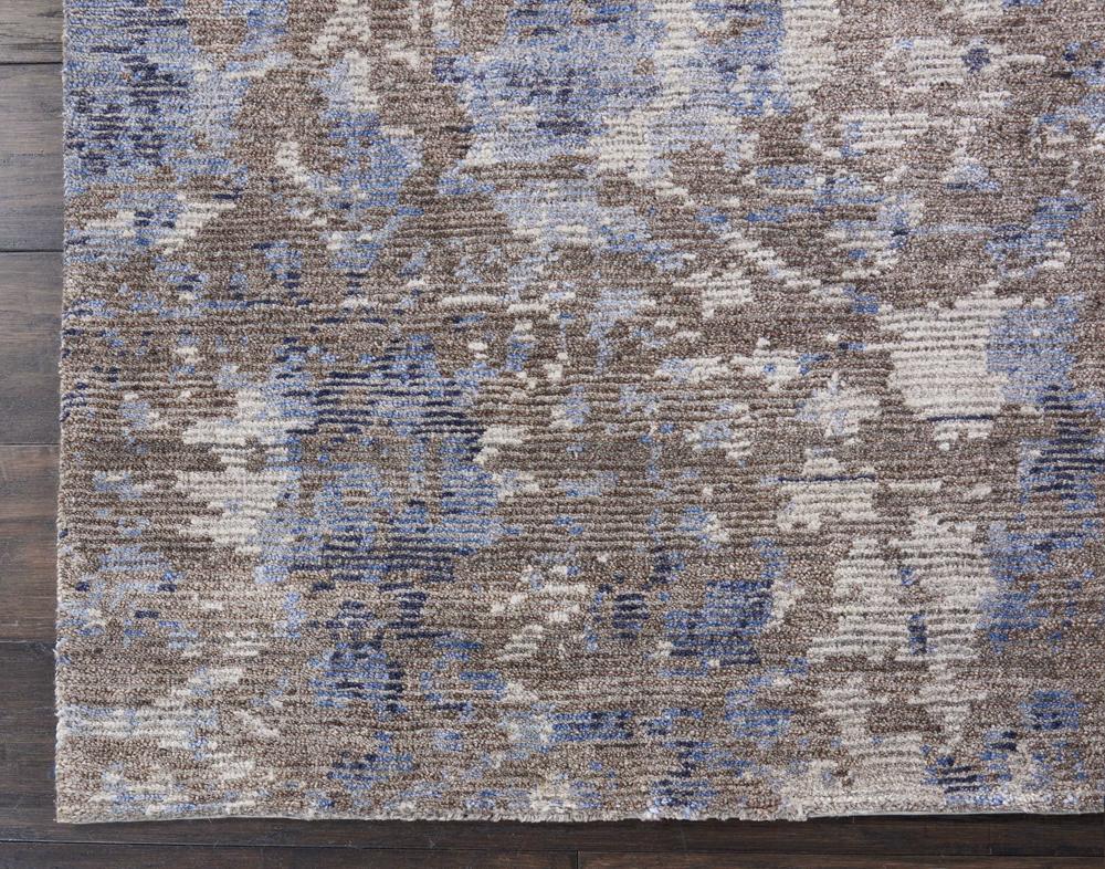 Nourison LUCENT LCN03 DOVE Detail