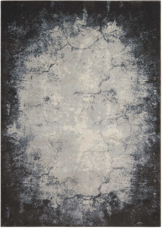 Nourison MAXELL MAE01 IV/GREY Rug