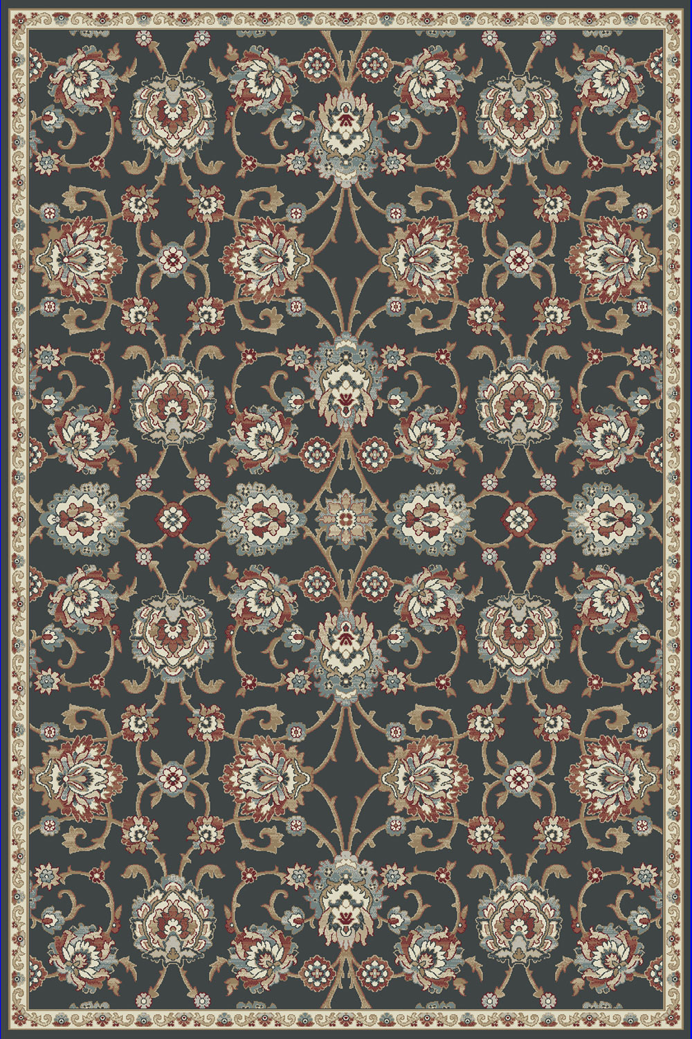 Dynamic MELODY 985020 ANTHRACITE Rug