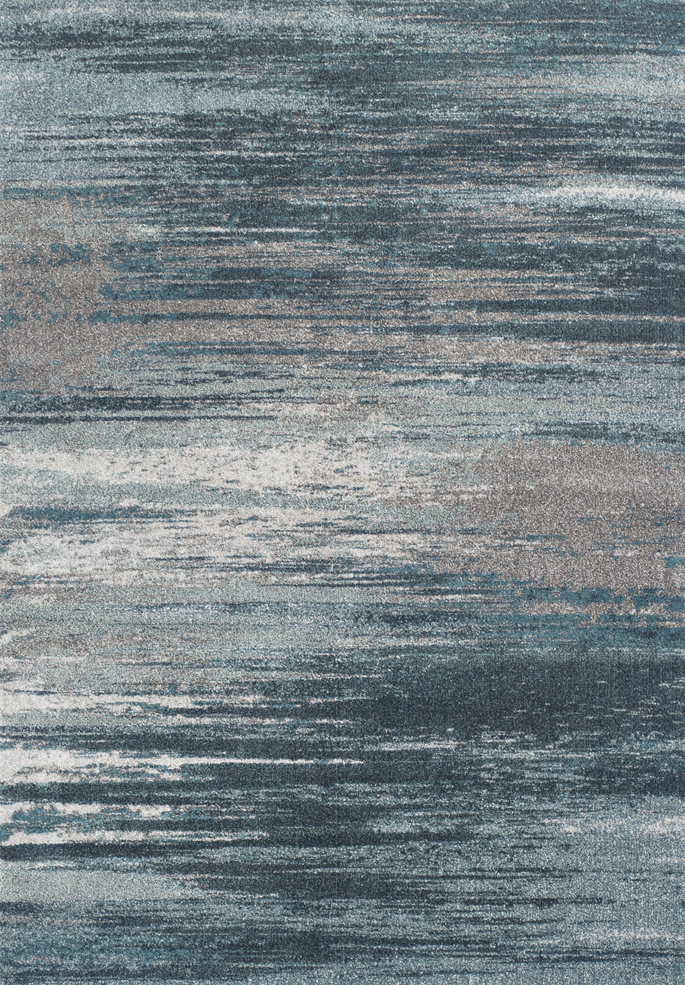 Dalyn Modern Greys MG5993 Teal Rug