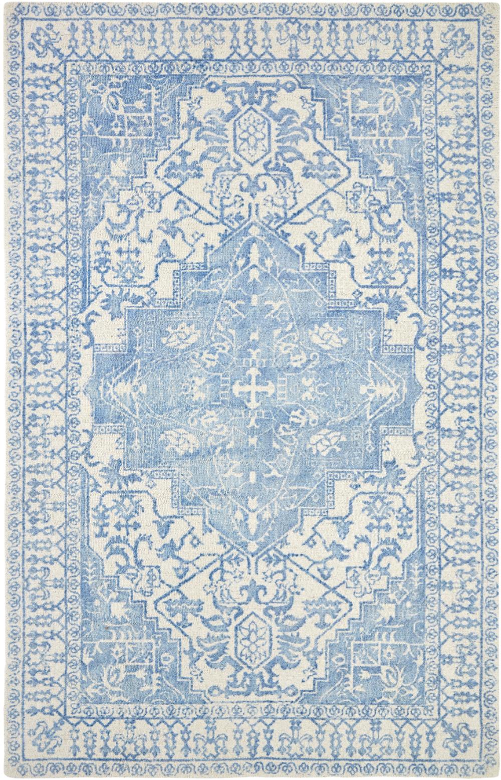 Dynamic MILAN 9404 BLUE Rug