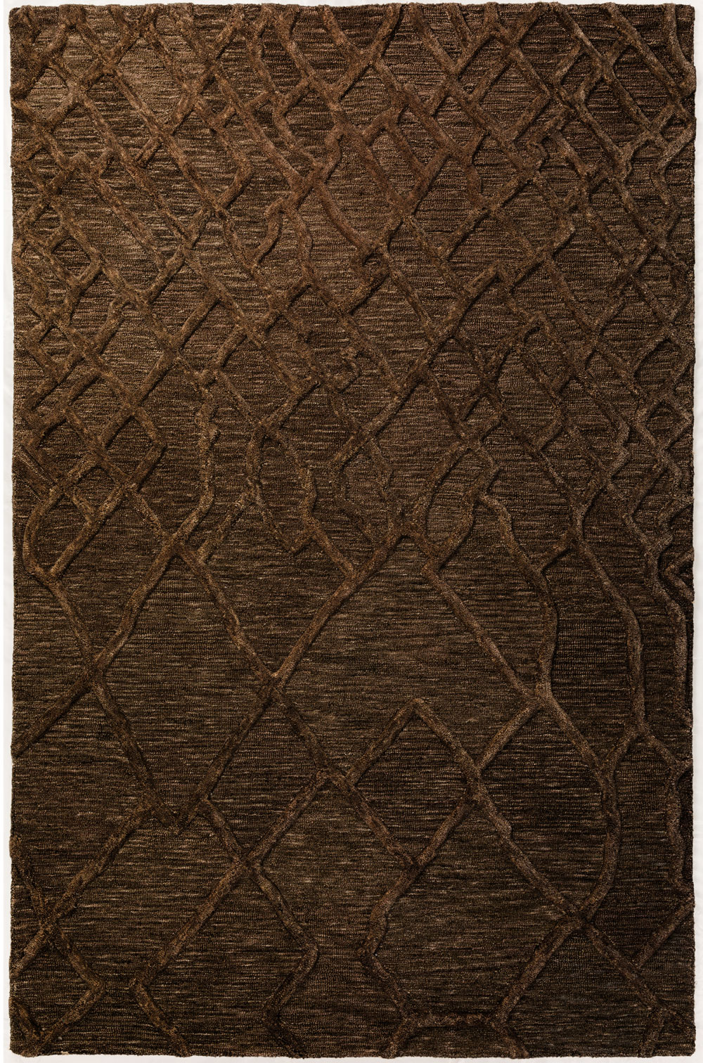 Dalyn Mojave MJ1 Chocolate Rug