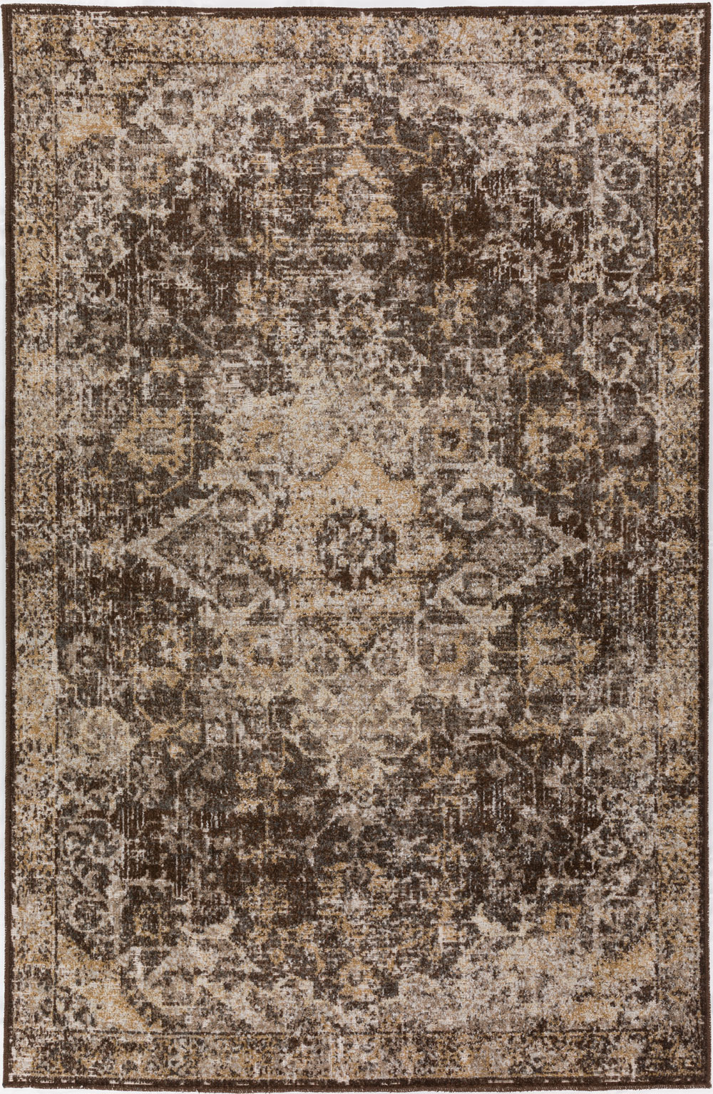 Dalyn Mercier MR1 Chocolate Rug