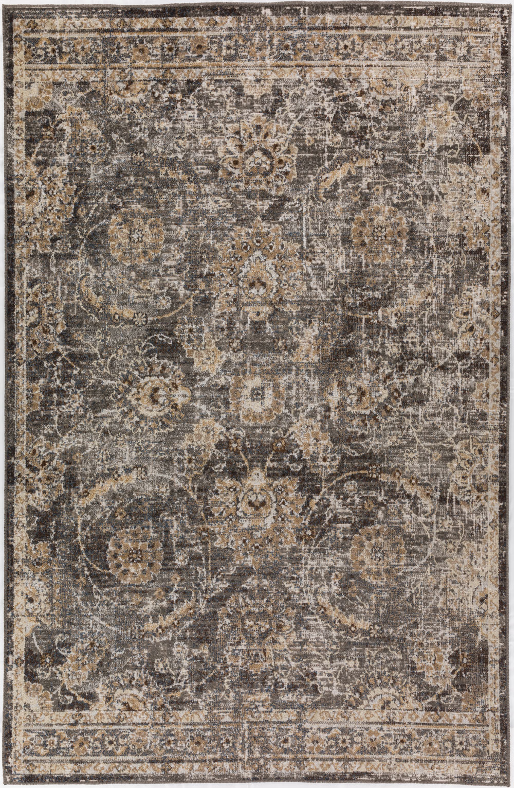 Dalyn Mercier MR2 Pewter Rug