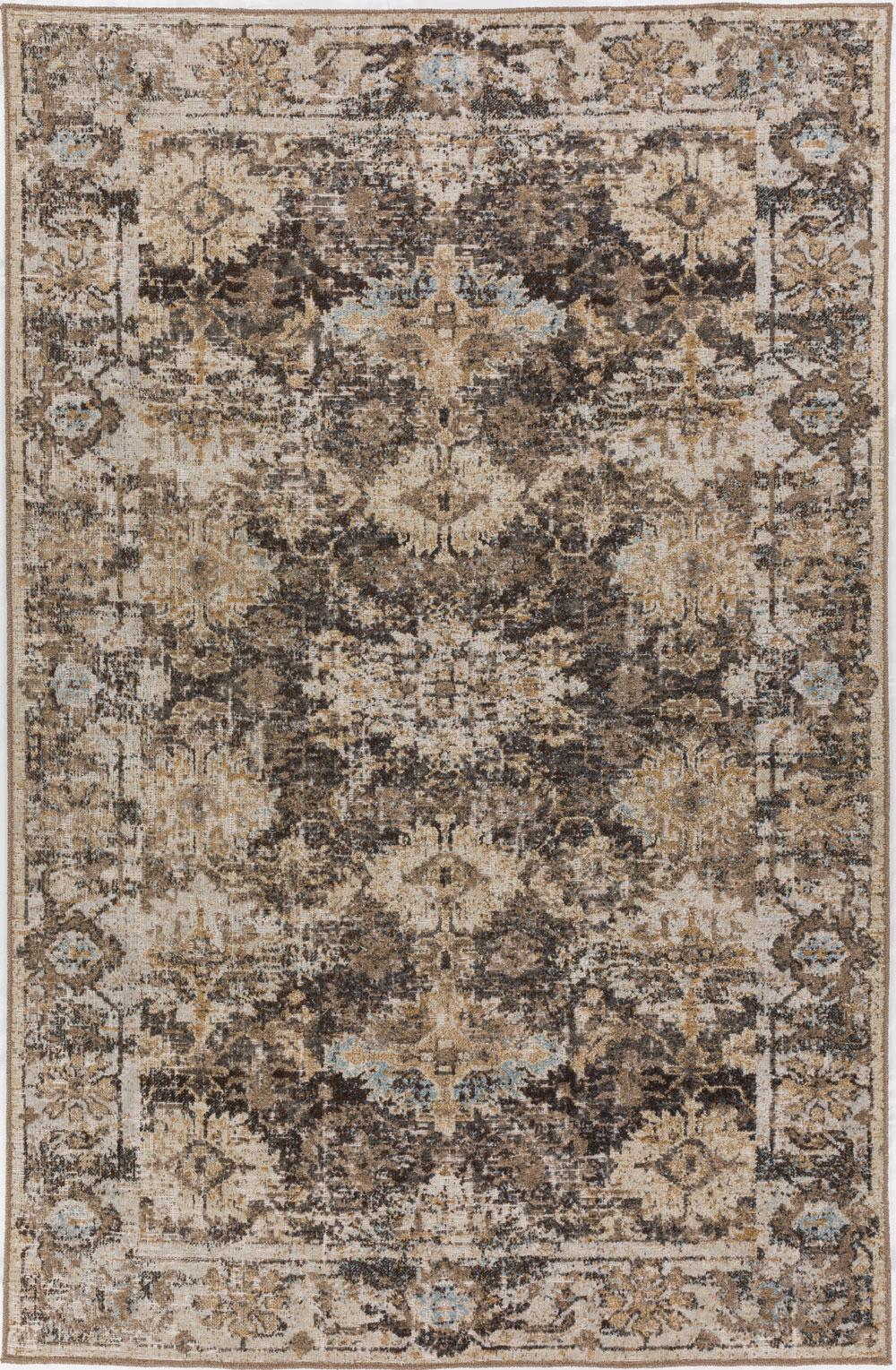 Dalyn Mercier MR6 Mocha Rug
