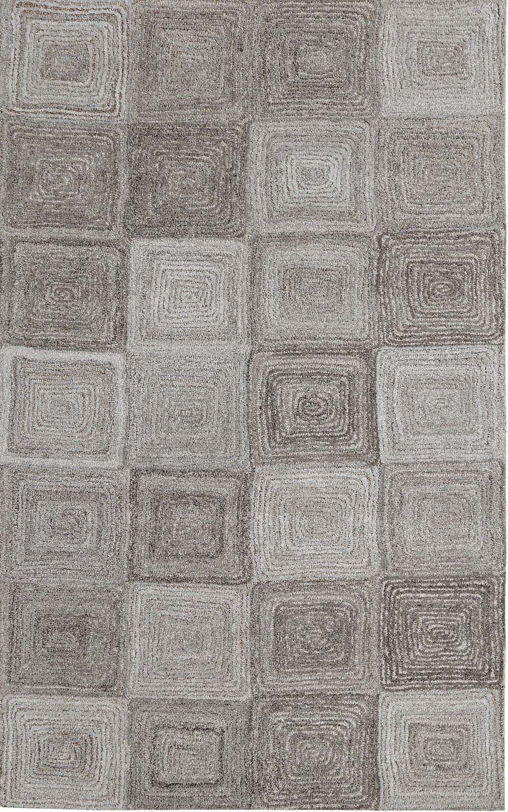 Dynamic POSH 7805 GREY Rug