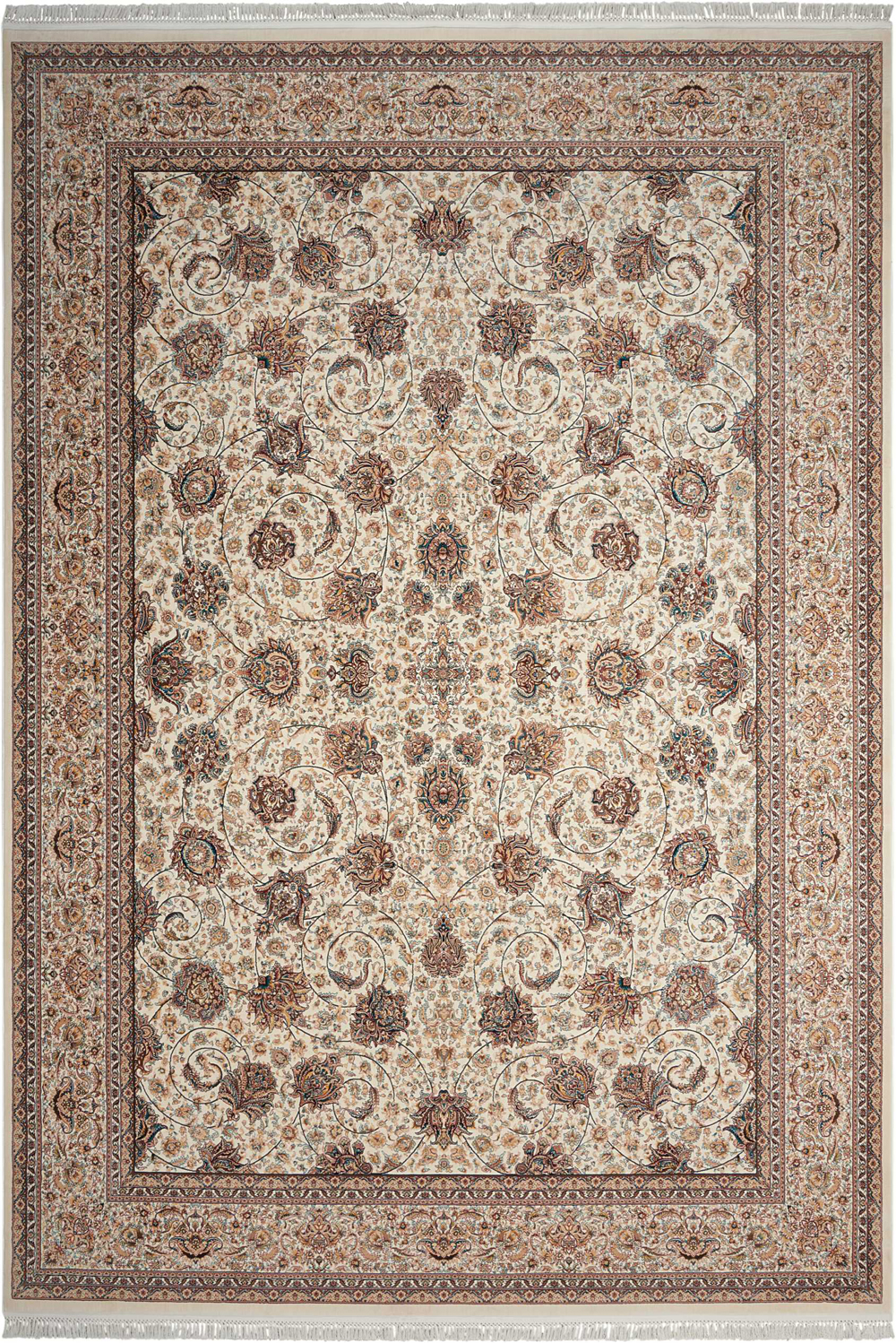 Nourison PERSIAN PALACE PPL03 CREAM Rug