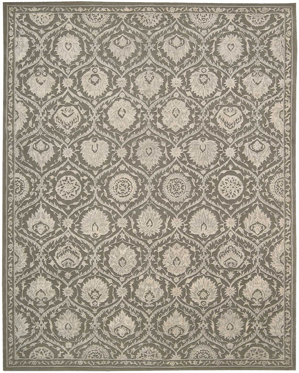 Nourison REGAL REG04 COBBLE STONE Rug