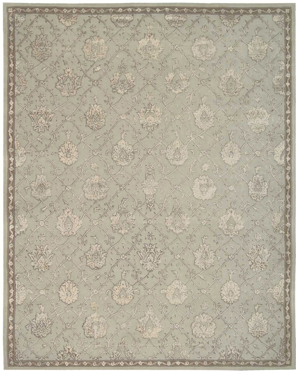 Nourison REGAL REG05 BLUE CLOUD Rug