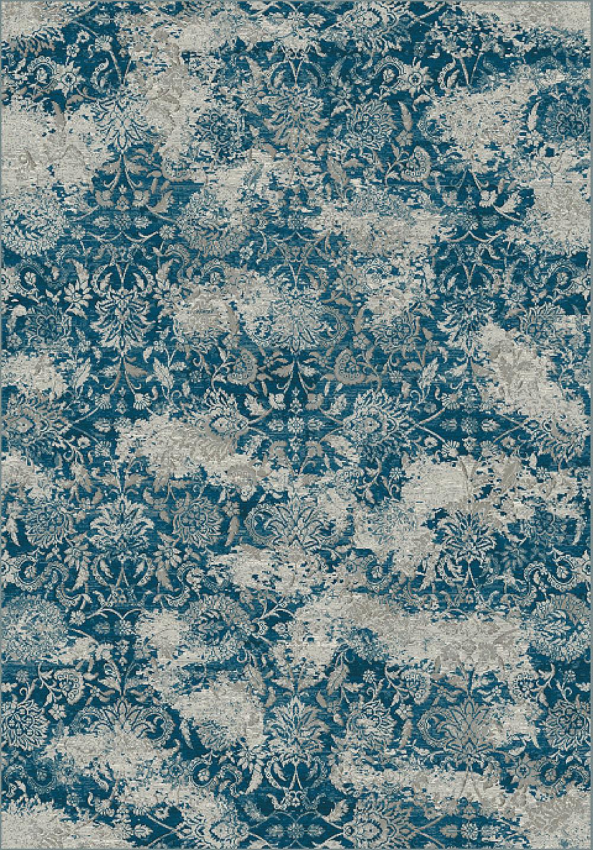 Dynamic REGAL 89536 BLUE/GREY Rug