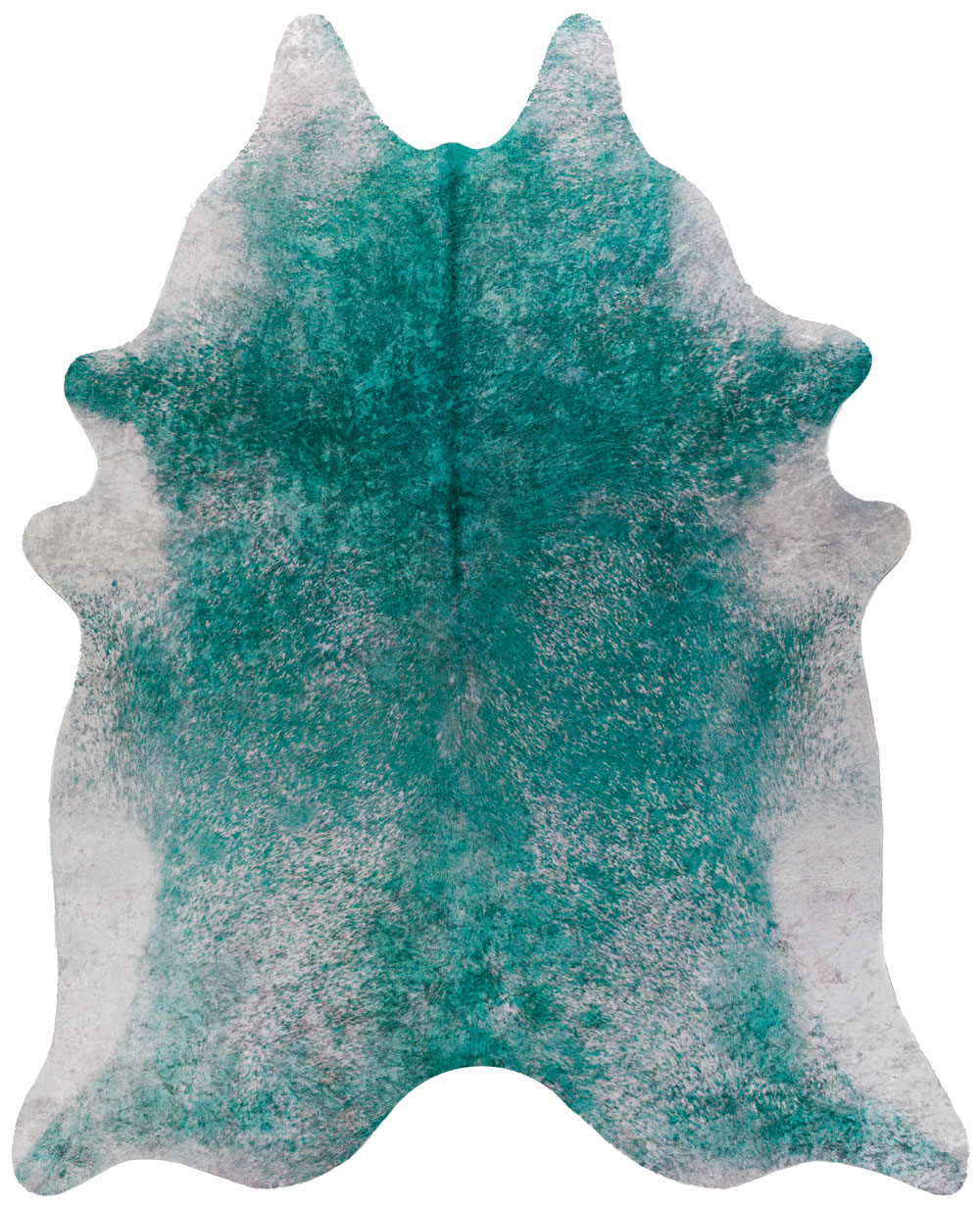 Dalyn Ranchero RH1 Teal Rug