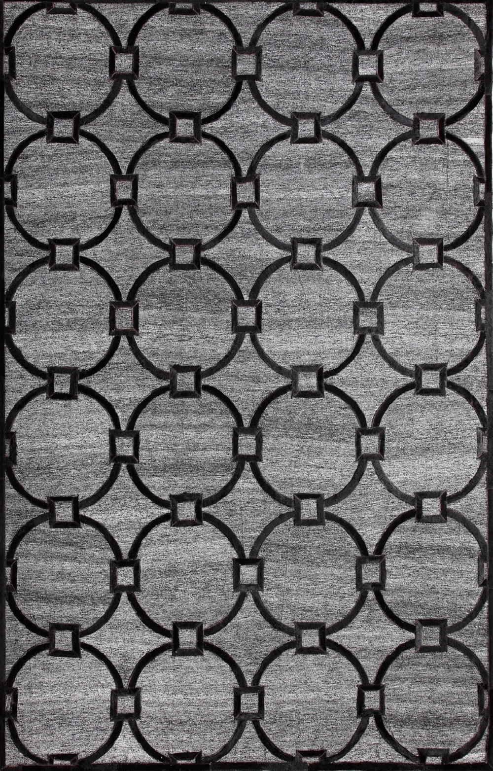 Dynamic RITZ 5936 GREY/BLACK Rug