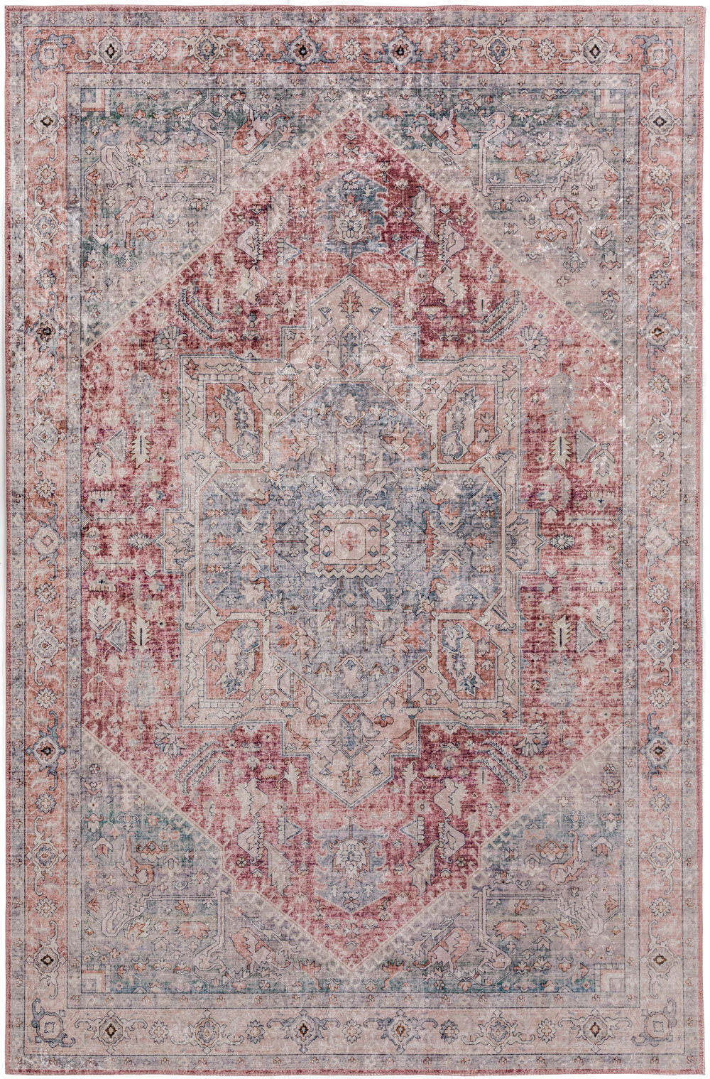 Dalyn Rou RO2 Blush Rug