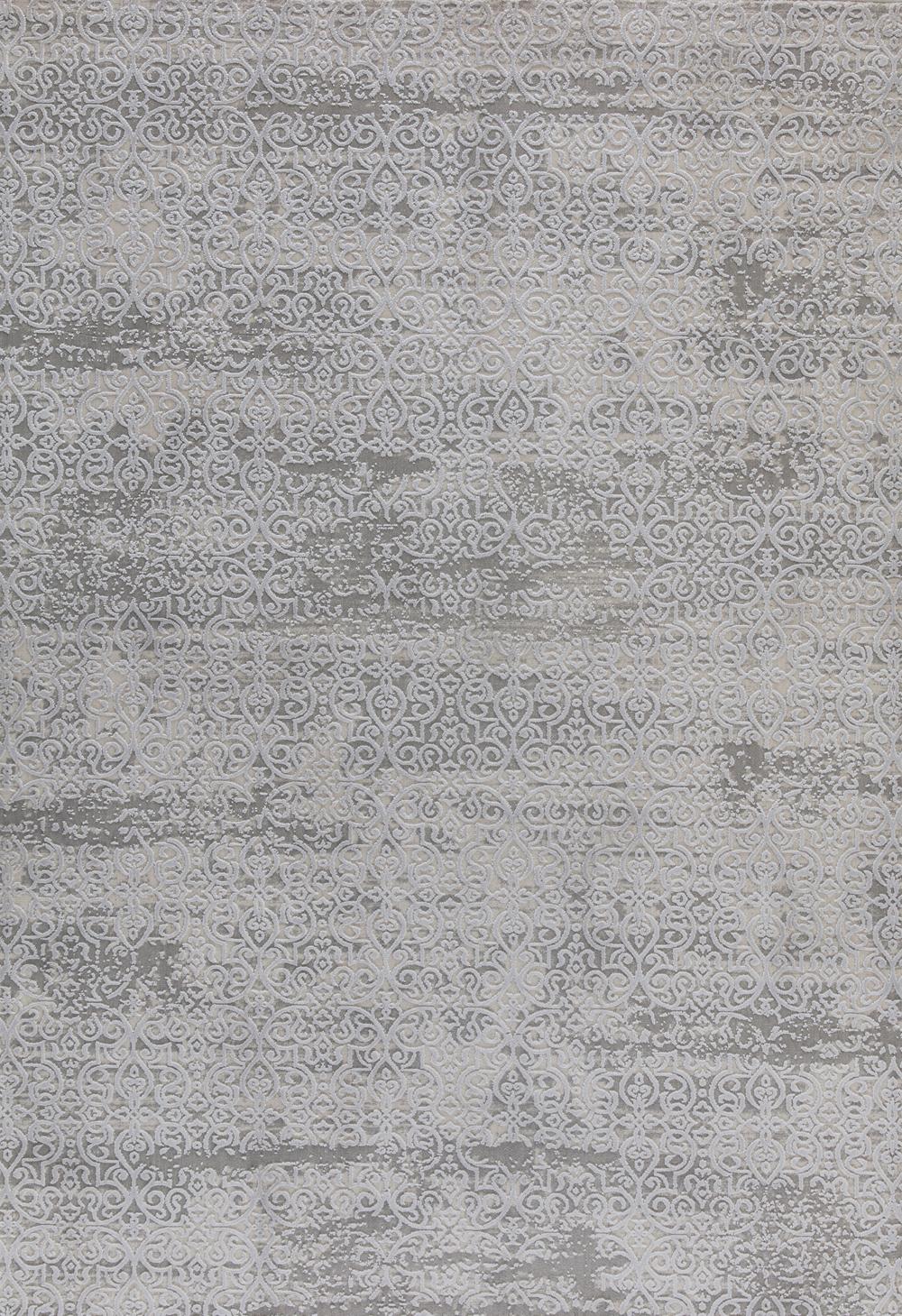 Dynamic TORINO 3312 Grey/Blue Rug