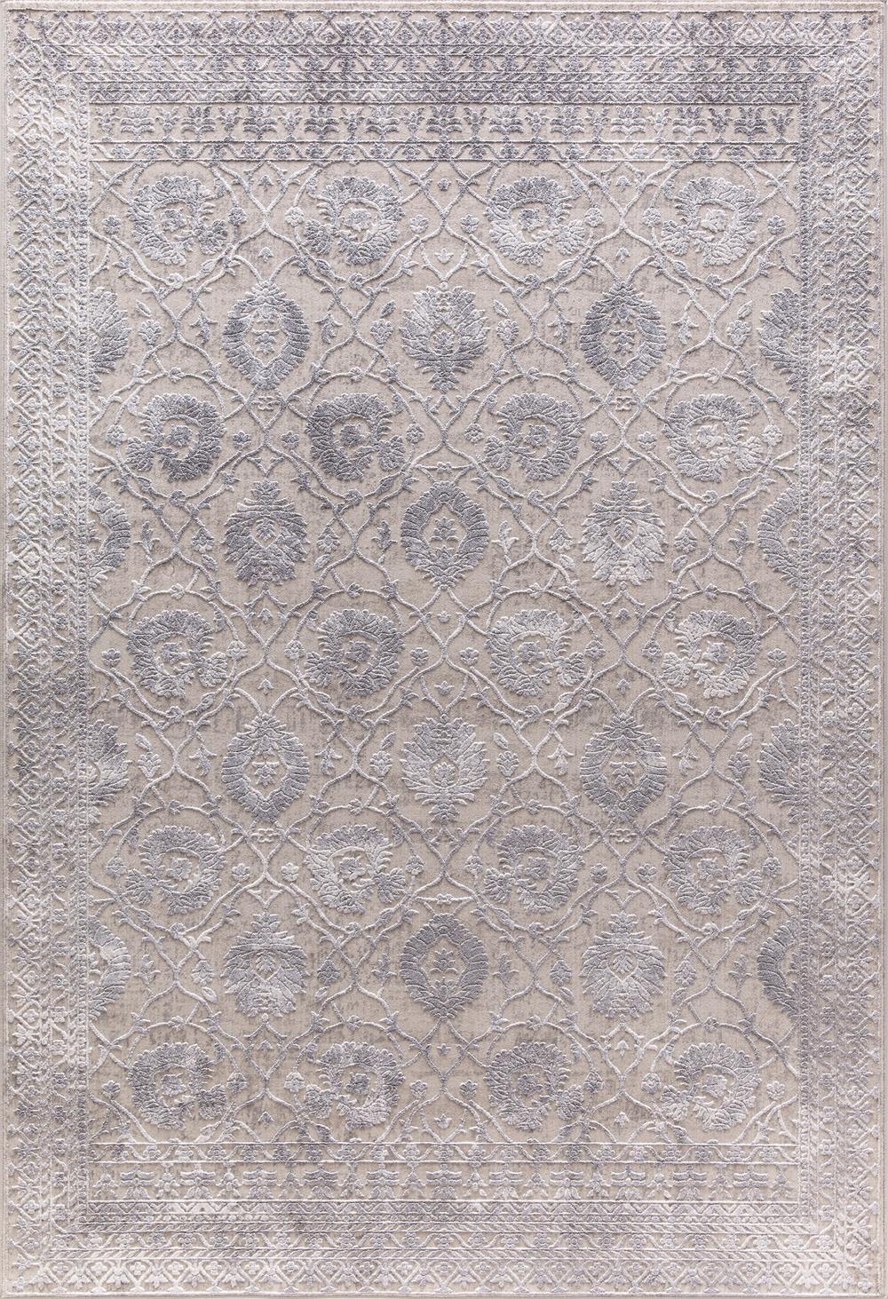 Dynamic TORINO 3327 Grey/Silver Rug
