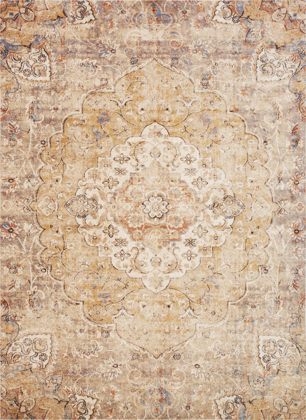 Magnolia Home TRINITY TY-07 ANT IVORY - SAND Rug