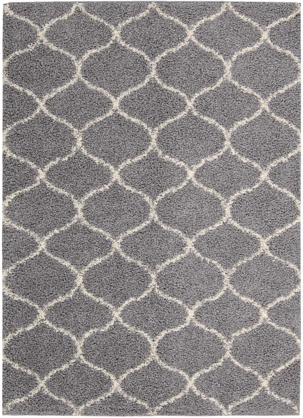 Nourison WINDSOR WIN01 SILVER Rug