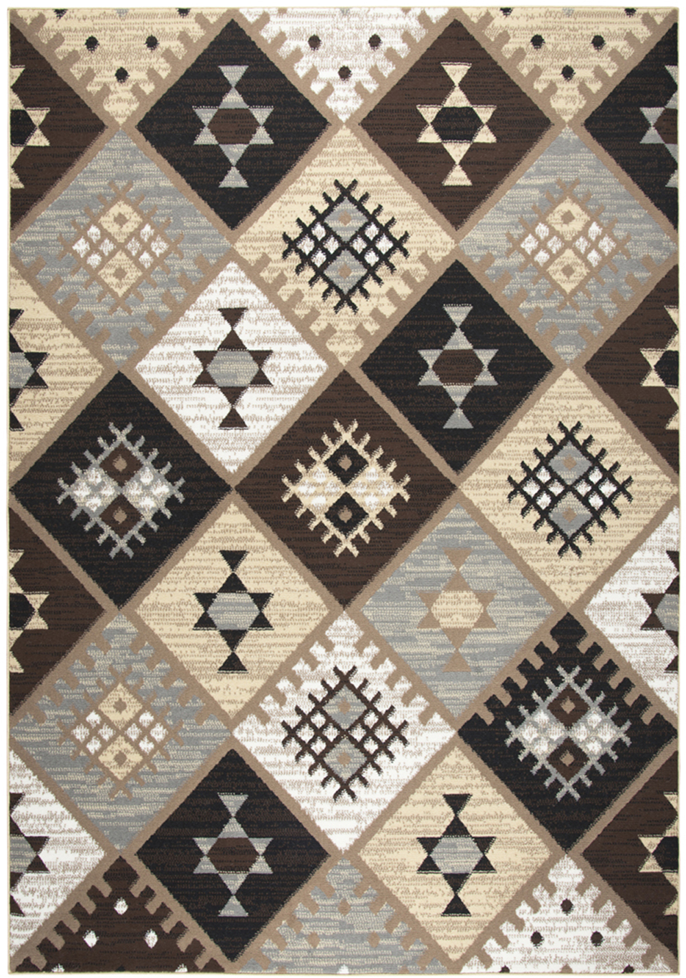Rizzy Home Xcite XI6935 Gold Rug