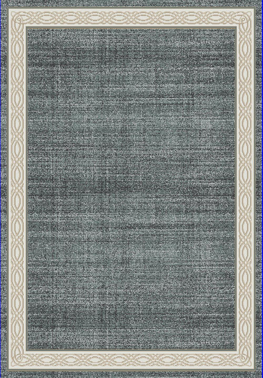 Dynamic YAZD 1770 BLUE/GREY Rug