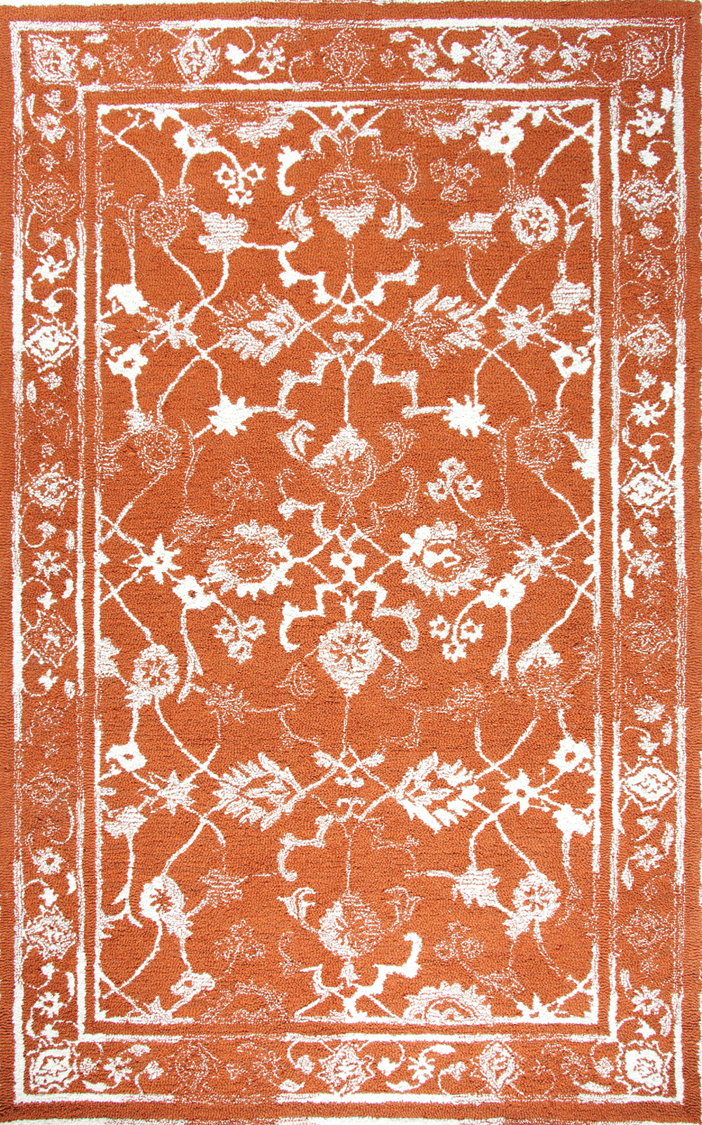 Dynamic AVALON 88802 COPPER/IVORY Rug