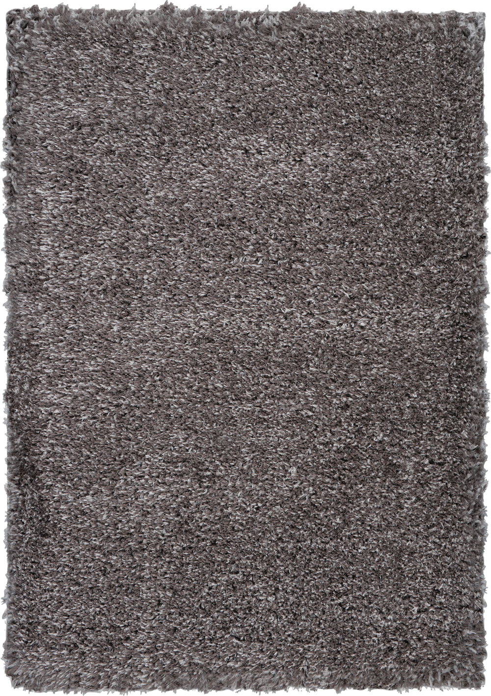 Nourison Luxe Shag LXS01 Charcoal Rug