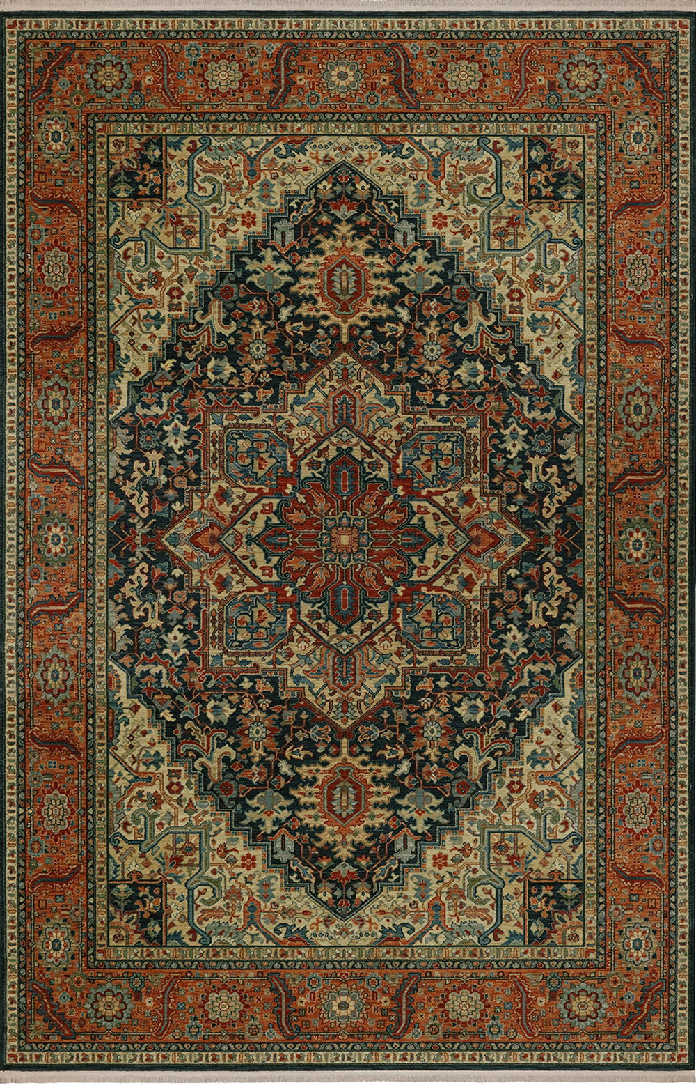 Karastan Navy Rug Sovereign Sultana Navy 00990 14600