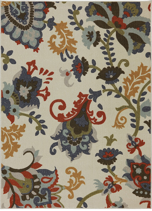 Karastan Multi Rug Woodbridge Napa Multi 12333 416