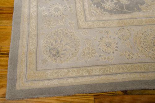 Nourison NOURISON 2000 2204 SLATE Detail