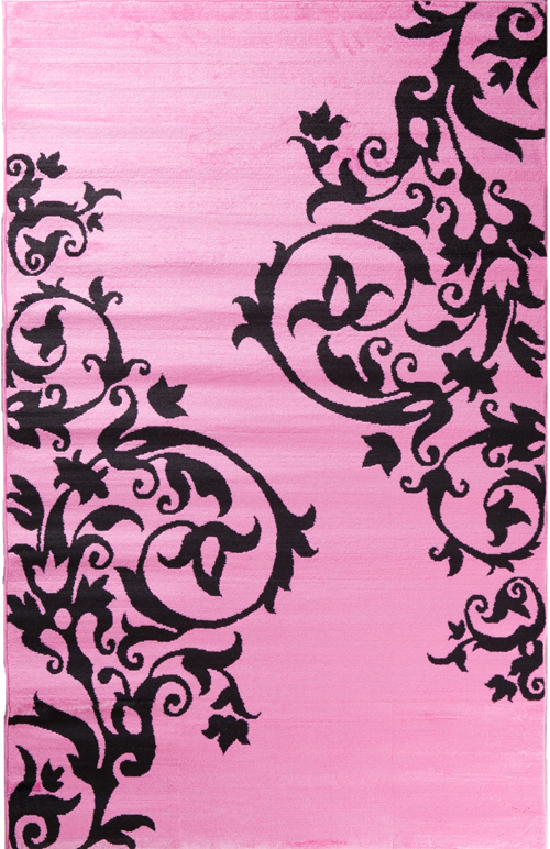 concord global alisa tatoo scroll pink