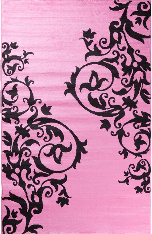 concord global alisa tatoo scroll pink