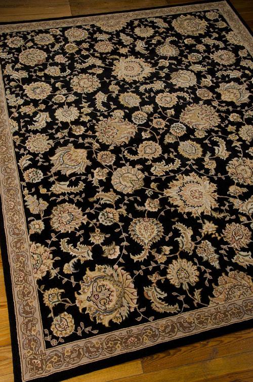 Nourison NOURISON 2000 2360 BLACK Detail