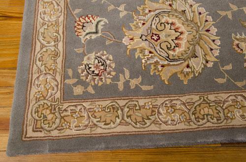 Nourison NOURISON 2000 2360 SLATE Detail