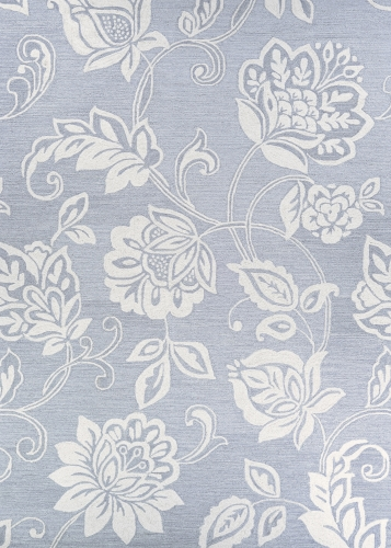 couristan crawford azalea grey/ivory