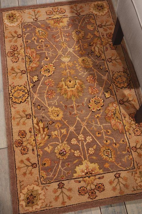 Nourison NOURISON 3000 3102 TAUPE Detail