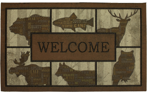 karastan mats doorscapes mat woodlandwords blocks multi mat