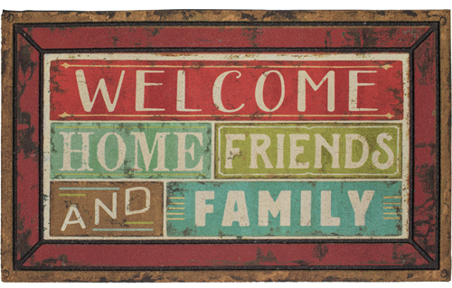 karastan mats doorscapes mat family shine welcome multi mat