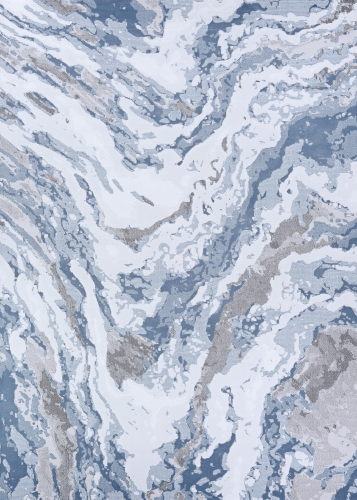 couristan serenity abstract marble grey/opal