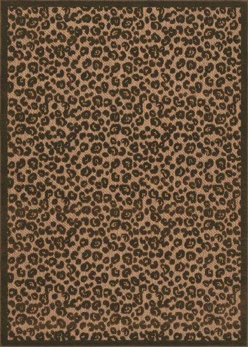 couristan urbane captivity tan/brown