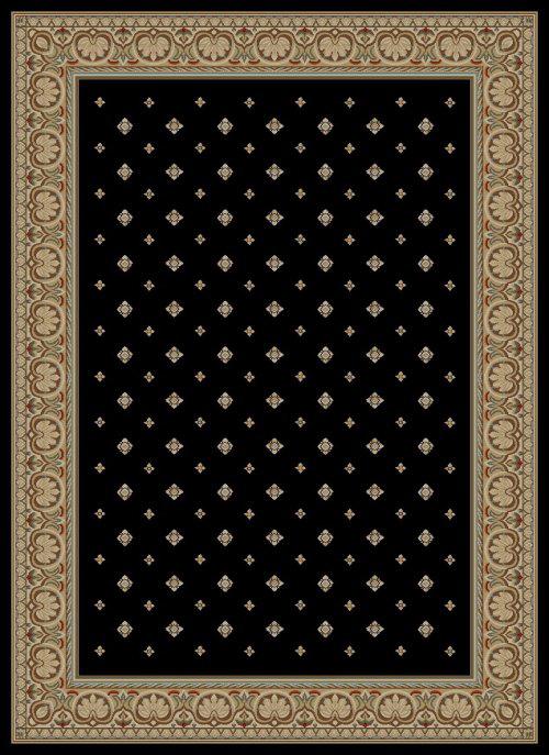 concord global ankara pin dot black
